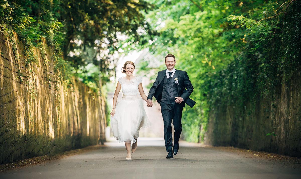Hochzeit im Robert Schuman Haus in Trier
