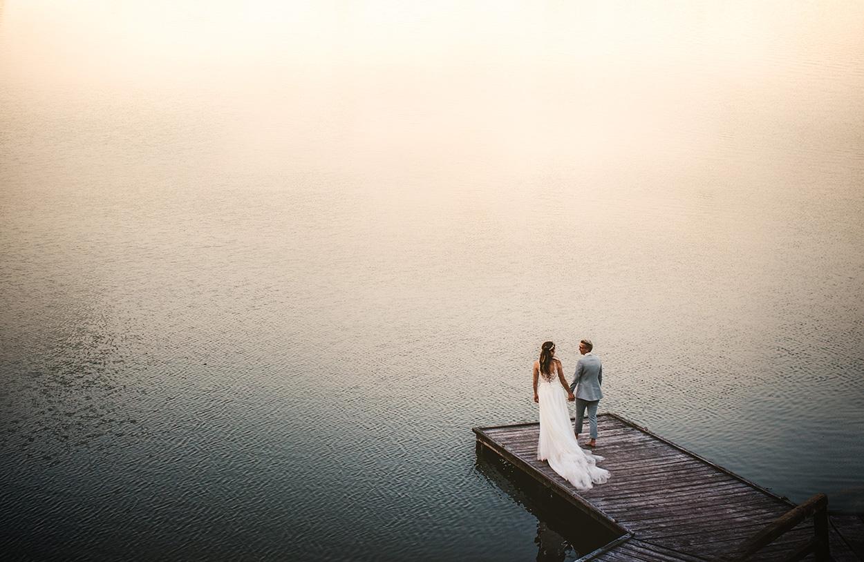 Zwei Frauen heiraten in Kell am See bei Trier (lesbische Hochzeit)