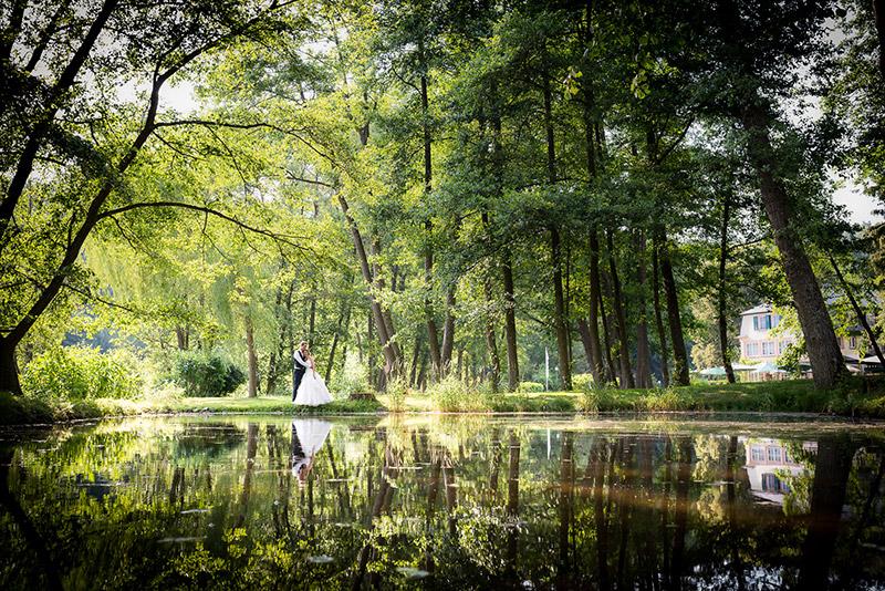 Hochzeit im Landhaus St. Urban bei Trier / Naurath Wald