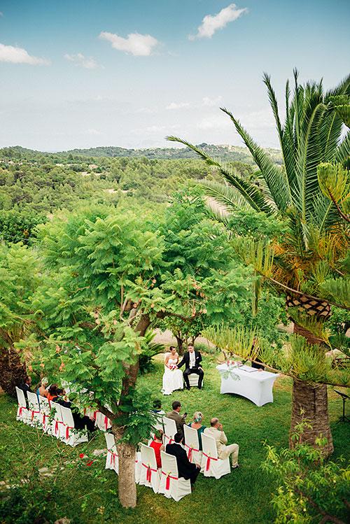 Hochzeitsreportage auf Mallorca