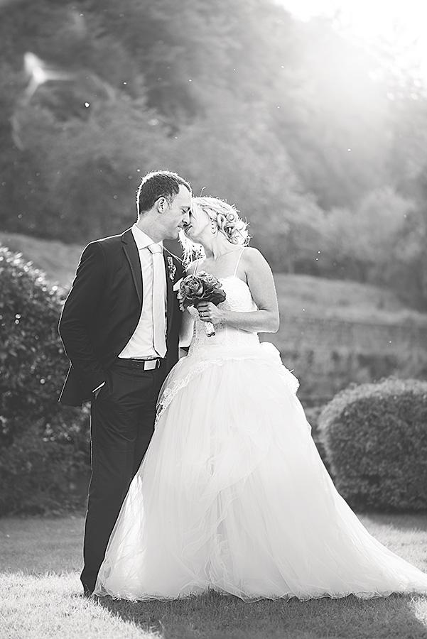 Schloss Föhren: Hochzeitsfoto (2014)