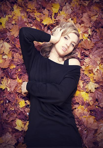 Herbst-Fotoshooting in Trier