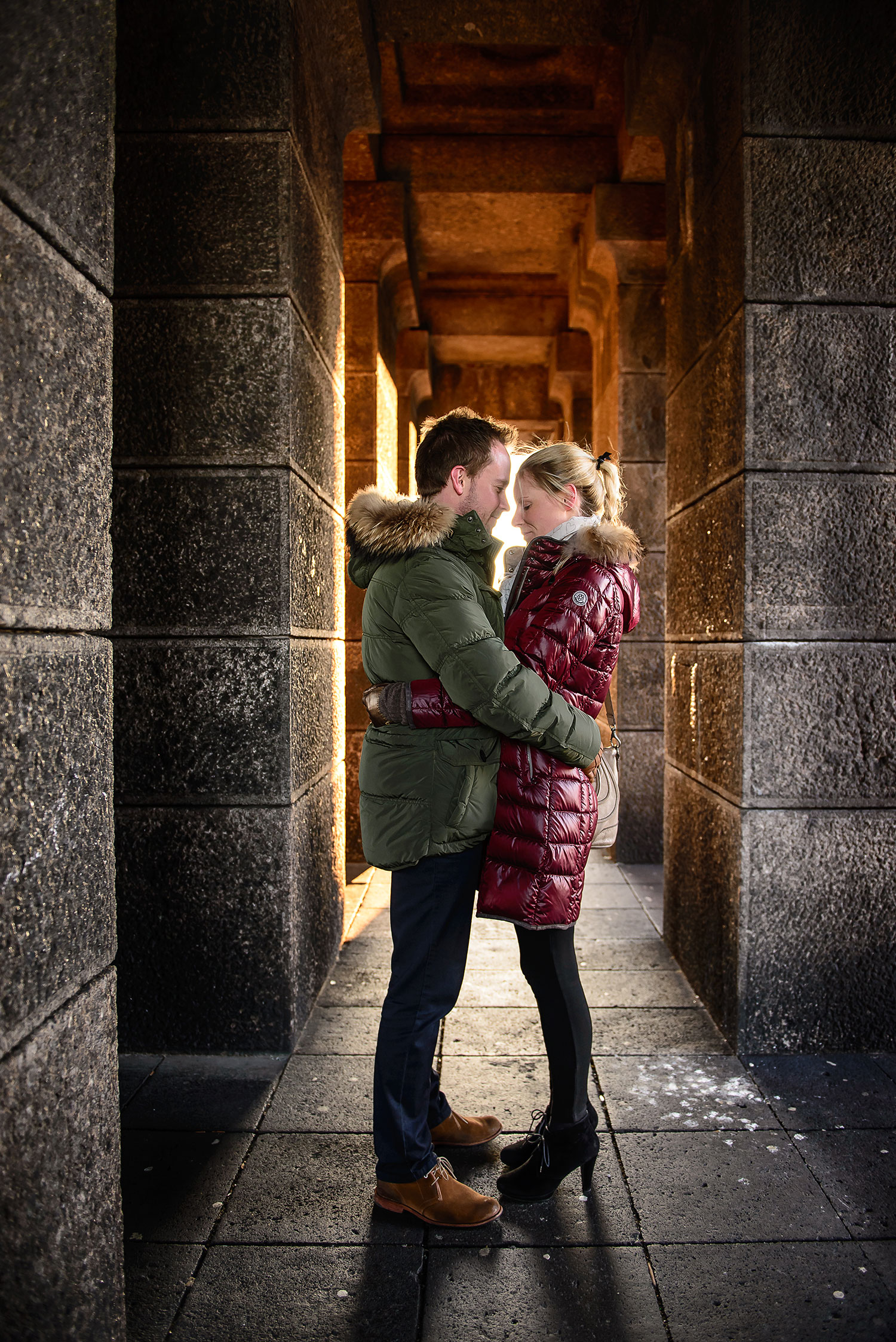 Engagement-Shooting in Koblenz (Deutsches Eck)
