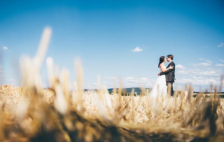 Hochzeitsfoto in Wittlich