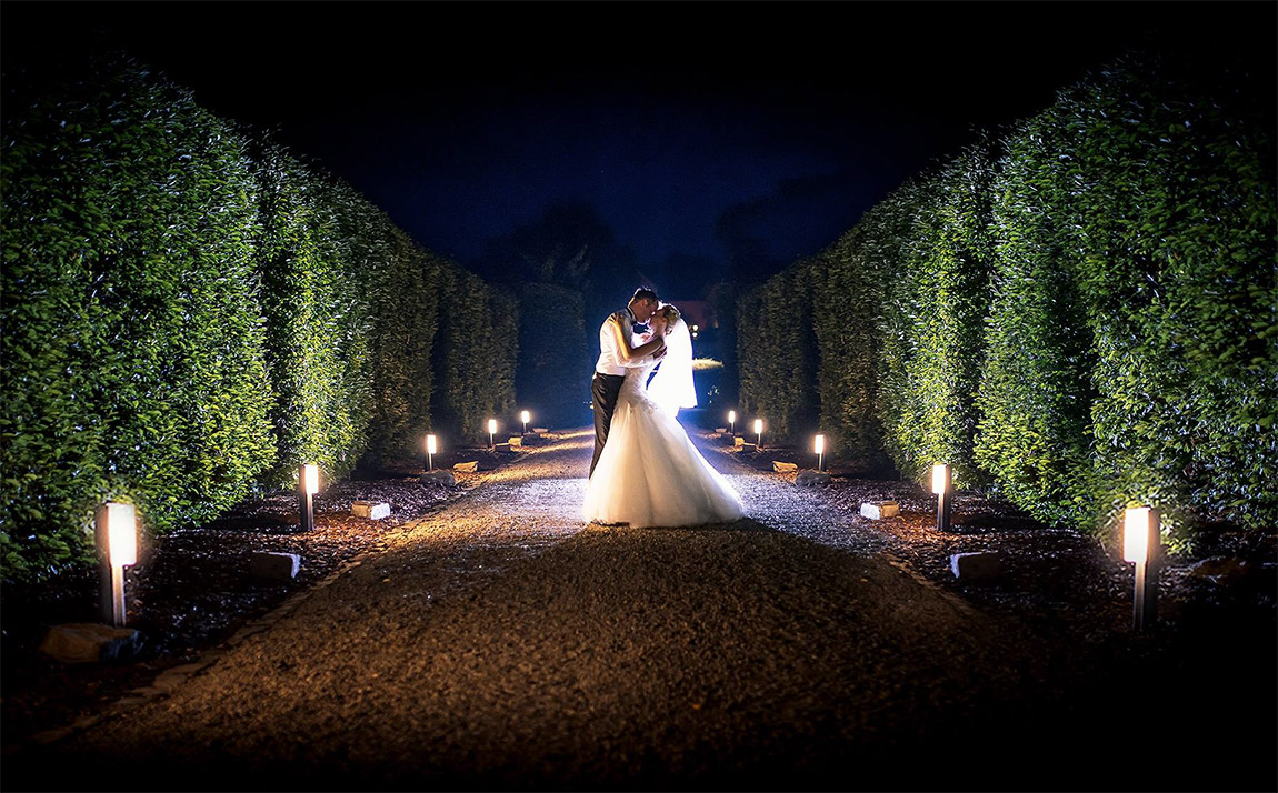 Hochzeitsfotograf in Bitburg (Schloss Niederweis)