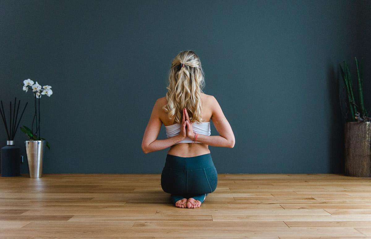 Yoga Fotoshooting